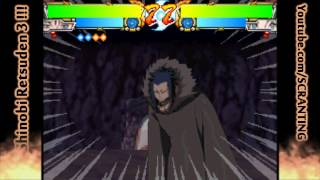 HD Naruto: Ninja Destiny - All  Specials/Ultimate Jutsu - Remastered