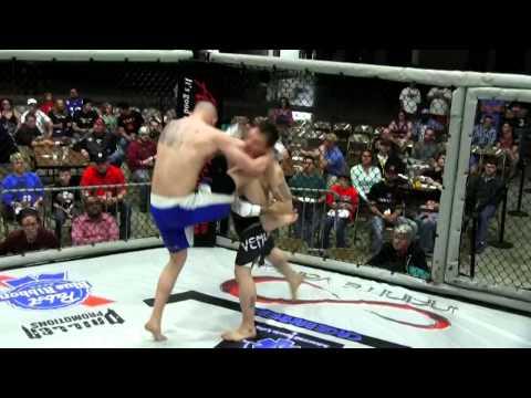 Jay Paulson vs Mike Kimball