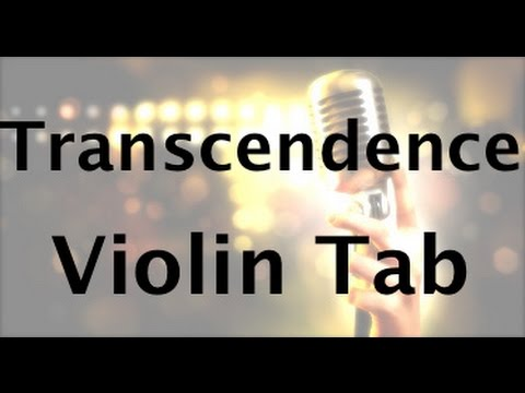 Learn Transcendence by Lindsey Stirling on Violin - How to Play Tutorial