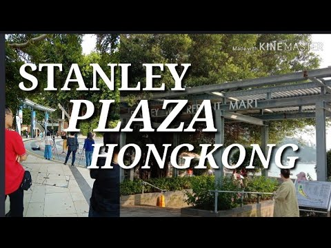 STANLEY PLAZA HONGKONG//