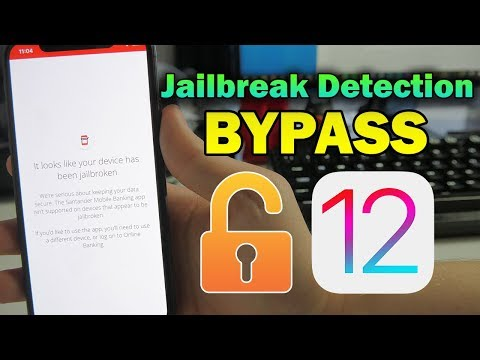 How To Bypass Jailbreak Detection On UK Banking Applications (iOS 12)
