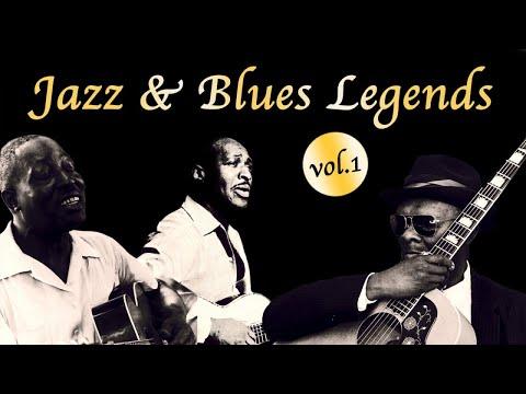 Jazz & Blues Legends, Vol. 1
