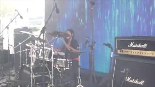 Gamma1 - Jomblo Happy LIVE Drum Cover by Nur Amira Syahira.