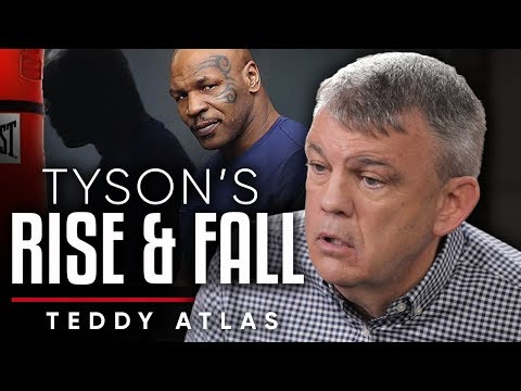 MIKE TYSON'S RISE AND FALL: The Secrets Of A World Heavyweight Champion | Teddy Atlas On London Real