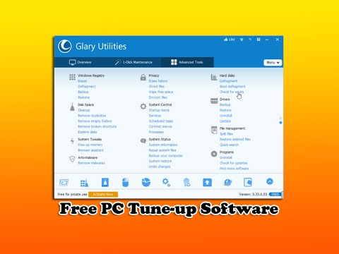 free pc tune up 2017