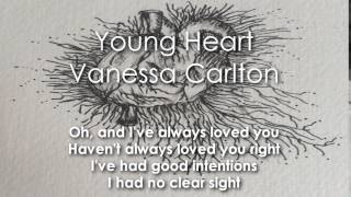 Young Heart - LYRICS - Vanessa Carlton
