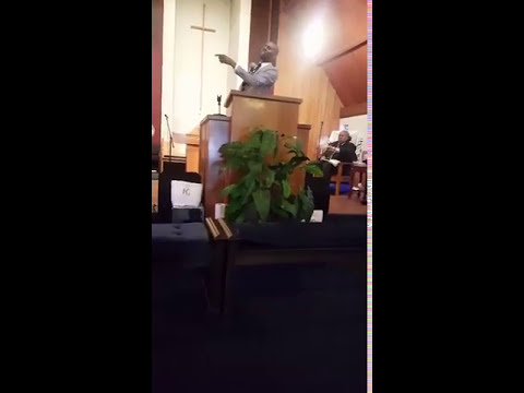 Terry D. Houston II at Assured Faith C.O.G.I.C. Pt. 1