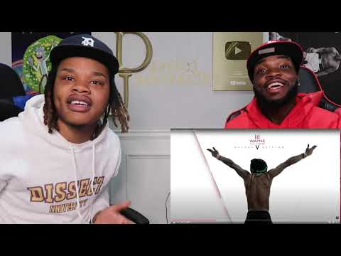 LIL WAYNE THA CARTER 5 DELUXE - HOLY (REACTION)