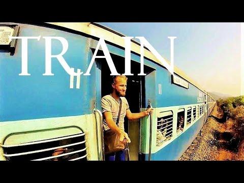 Индийские поезда - совсем не страшно