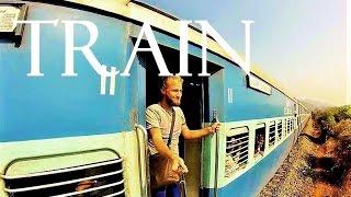 Как путешествовать по Индии на поезде. Поезд Дели-Гоа. India by train 2016(В этом видео мы подробно расскажем о самом популярном способе путешествия по Индии - поездах. Вы узнаете..., 2016-02-08T09:19:58.000Z)