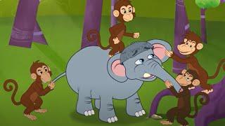 Película de Dimbo El Necio Bebé Elefante    Cuentos infantiles para dormir en Español