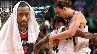 Kelly Olynyk Went OFF [Celtics WIN Game 7, John Wall Disappeared]