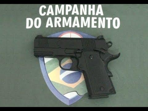 """Pistola IMBEL MD2 SC .40 S&W """"Xodó"""" - Parte 1/2"""