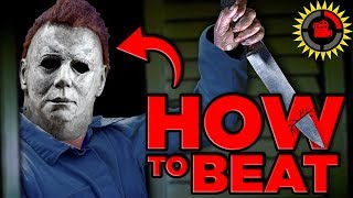 Film Theory: How To BEAT Michael Myers (Halloween) thumbnail