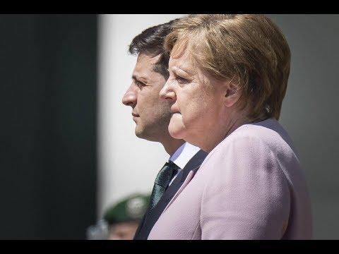 ⚕ Ангела  Меркель заболела. ⚜  Новый канцлер Германии, кто она ?
