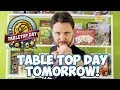TableTop Day is just around the corner! How close around the corner? It