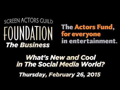 The Business: What's New and Cool in The Social Media World?