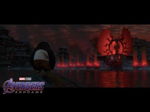 Po Vs Lord Shen With Avengers Endgame Portals Theme (Kung Fu Panda/Avengers)