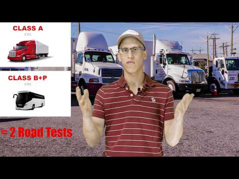 The Difference Between a Cdl Class A and Class B 2018 - Driving Academy