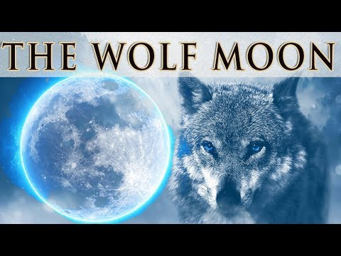 Wolf Moon Explained    Super Blood Wolf Moon - Legends & Folklore #1   Myth Stories