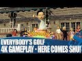 Everybody s Golf 4K Gameplay Watch Out Rory McIlroy, Here Comes Shu