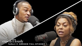 Taraji P. Henson Talks Empire, Family, Mental Health & More | expediTIously Podcast