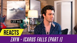 Producer Reacts To ENTIRE ZAYN Album - Icarus Falls (Part I)