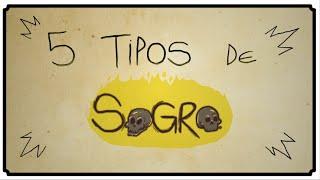 5 TIPOS DE SOGRO