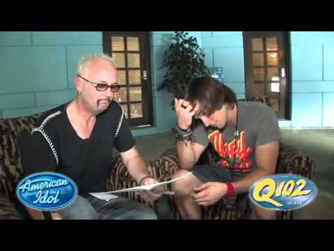 Interview with Tim Urban of American Idol