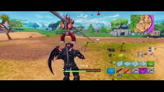 Collabing mit Mr.JojoJinx/Getting Carried by a really good fortnite player