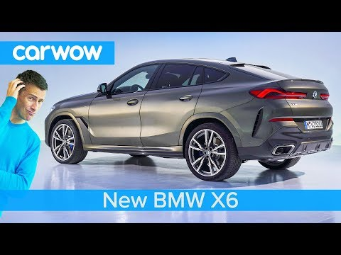New BMW X6 SUV 2020 - see why it's better than a Cayenne Coupe!