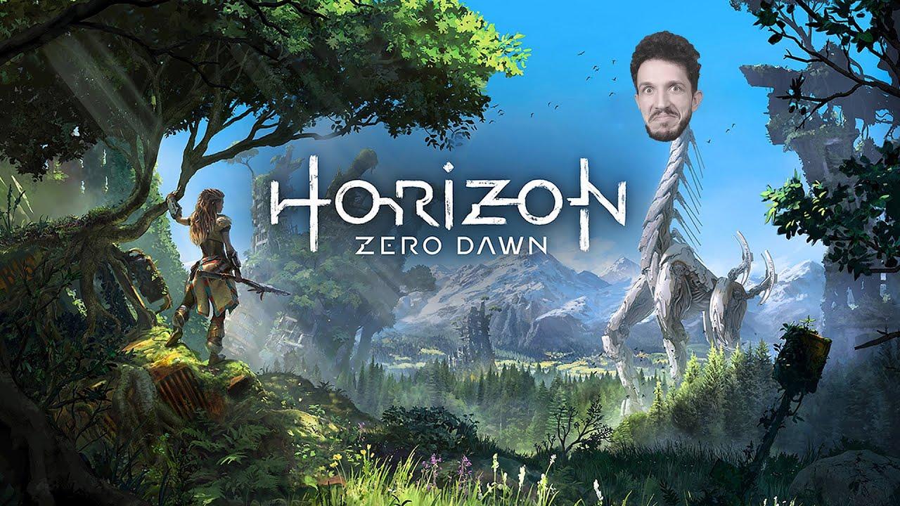 Horizon Zero Dawn - partea 1