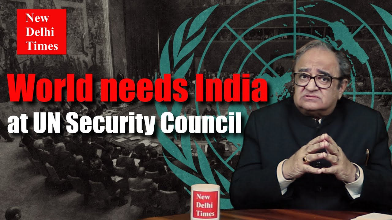 Why India deserves a Permanent Seat at the UN Security Council