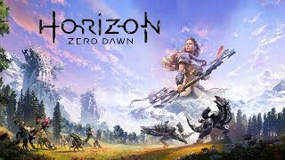 HORIZON ZERO DAWN Walkthrough Gameplay - Part 5 (PS4 Live Stream)