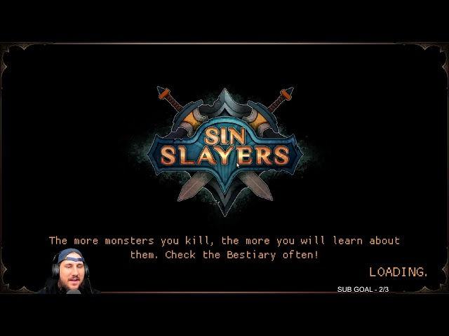 First Look - Sin Slayers