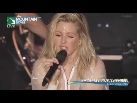 Ellie Goulding - Live in Japan (Tokyo) 2014