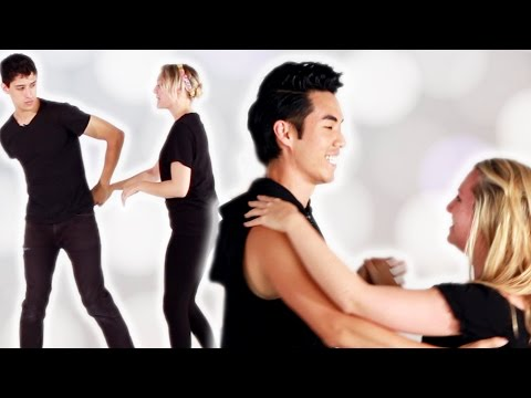 Americans Try Salsa Dancing For The First Time