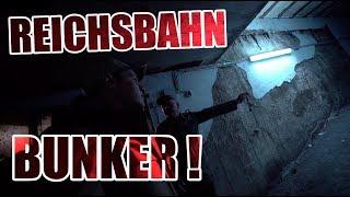 Der wiederentdeckte Reichsbahnbunker ?🤔🔥 ! #StadtLandMythos | ItsMarvin