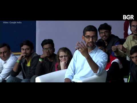 Google CEO Sundar Pichai on his interview process at Google in 2004 | BGR India