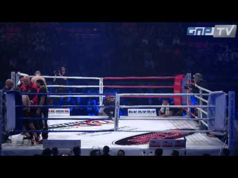 3. la familia Fightnight: Alex Vogel vs. Enriko Kehl
