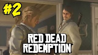 RED DEAD REDEMPTION ON PC GAMEPLAY / WALKTHROUGH (Episode 2) - BONNIE TOTALLY WANTS ME!