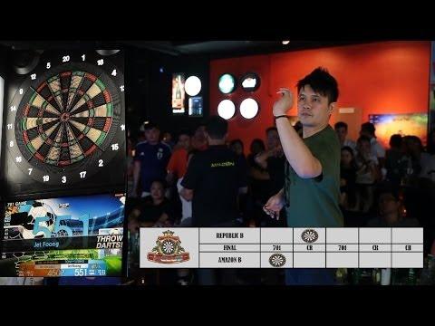 I-club Winner Pool Final - Republic B Vs Amazon B