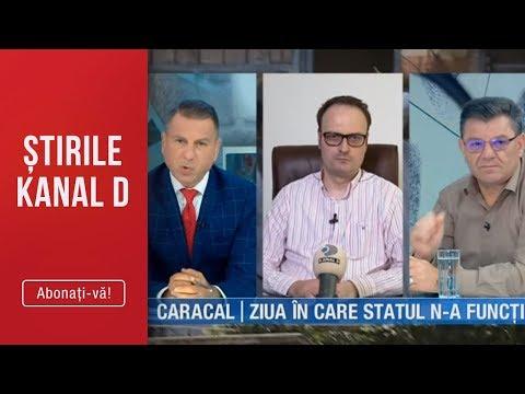 Stirile Kanal D(08.08)-Informatii false in cazul Caracal? Avocatii nu mai pot da informatii!