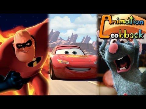 The History of Pixar Animation Studios 3/6 - Animation Lookback