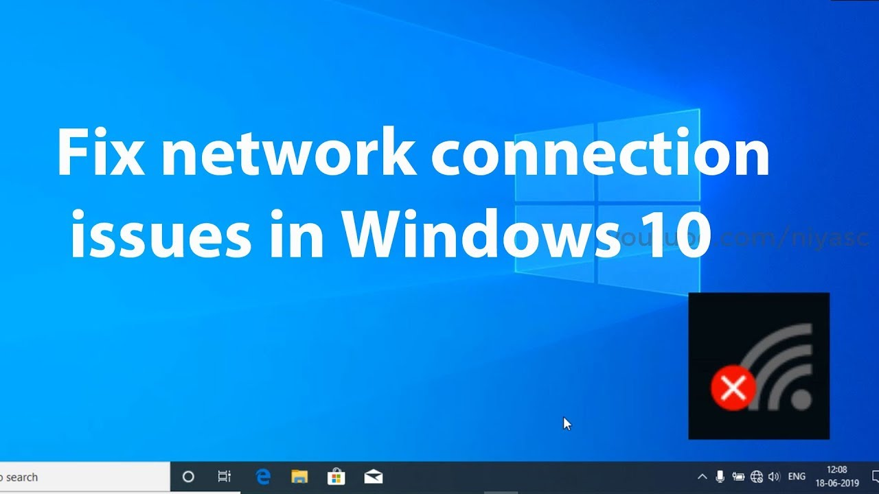 How to Fix WiFi Problems in Windows 10 - YouTube
