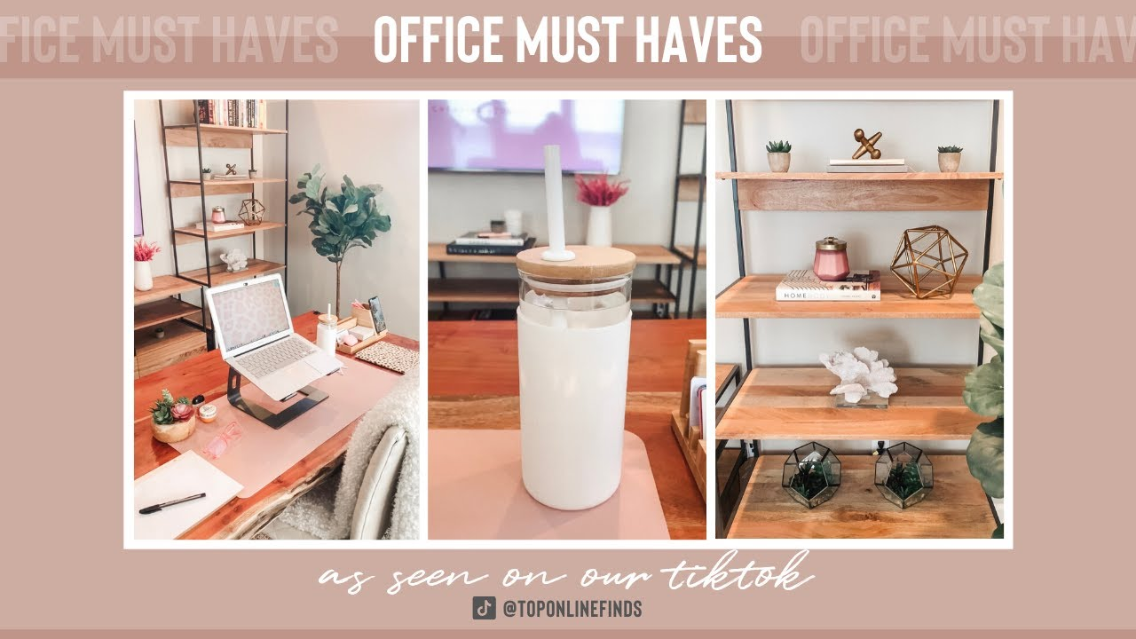 20 Work From Home Must Haves Home Office 10