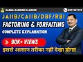 What is Factoring and Forfaiting for JAIIB and CAIIB  05082018 by kamal krishna