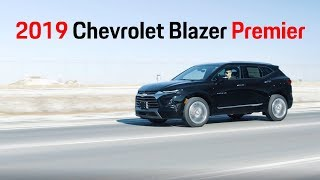 2019 Chevrolet Blazer Premier Review - Welcome Back! [4K]