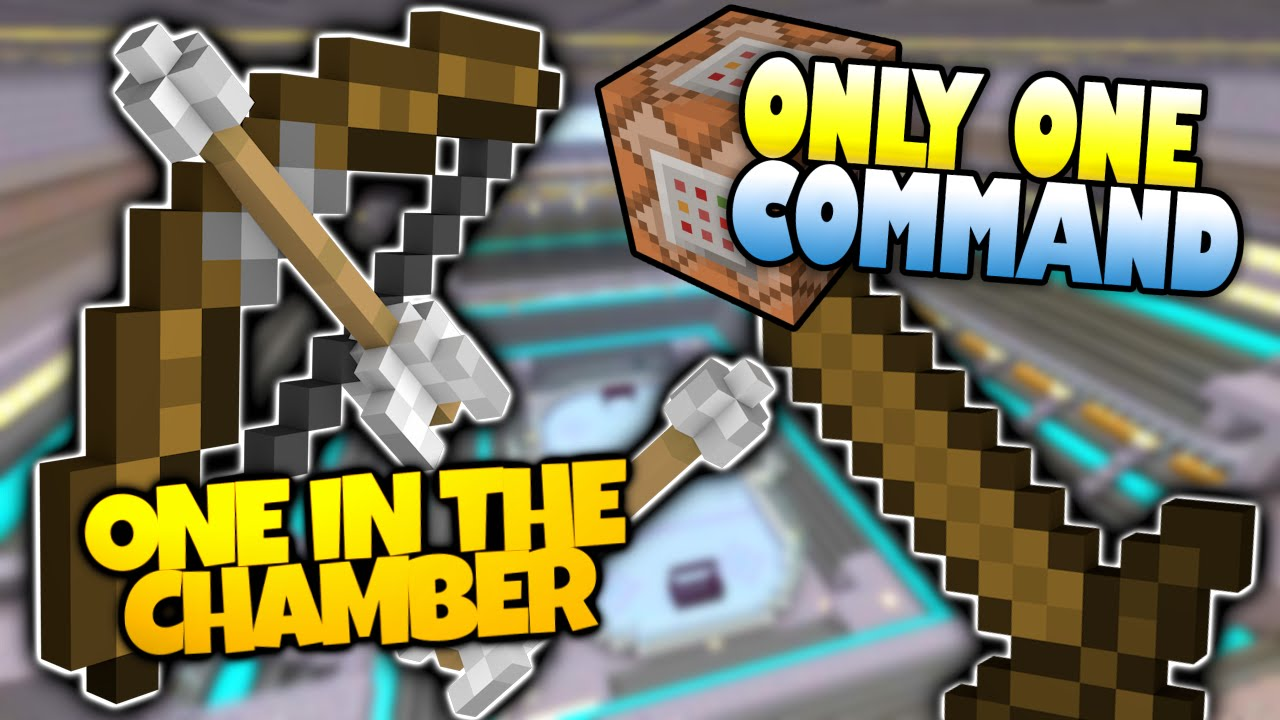 only one command minecraft