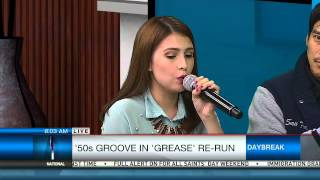 """On Stage: '50s Groove In """"Grease""""Re-Run"""